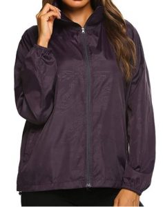 wind and water proof jacket for birdwatching outfit