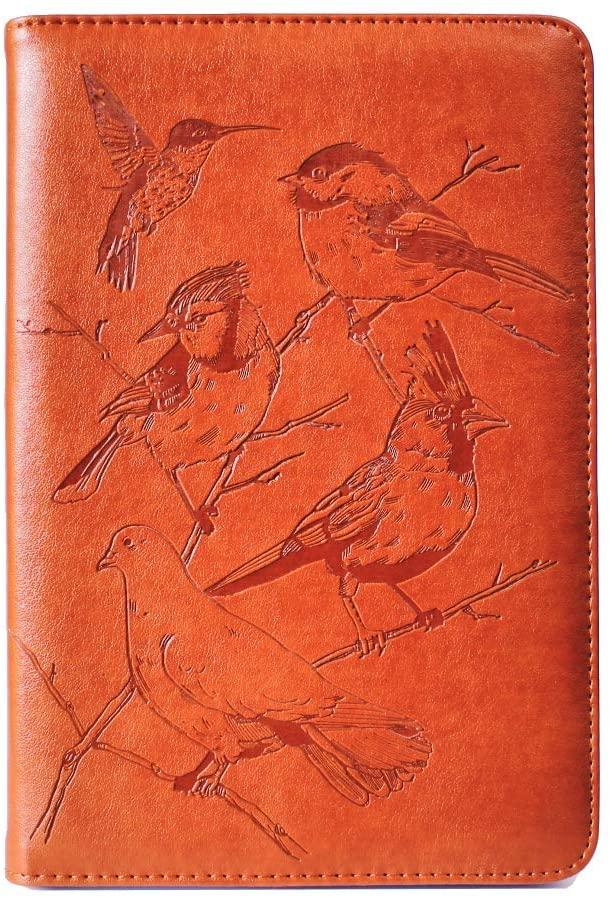 bird writing journal by sohospark