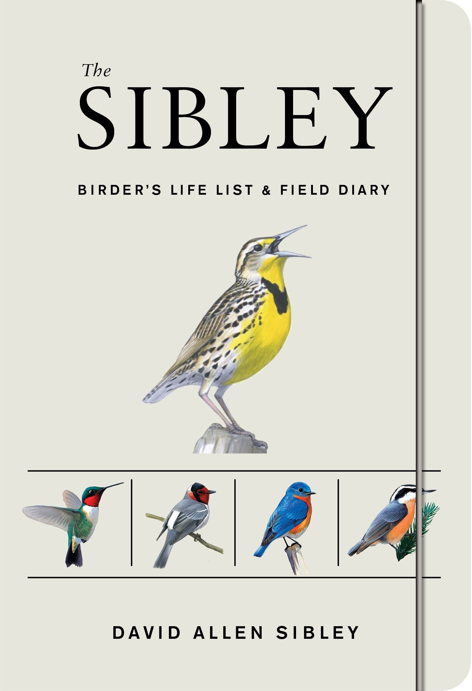 the sibley birder's life list and dictionary