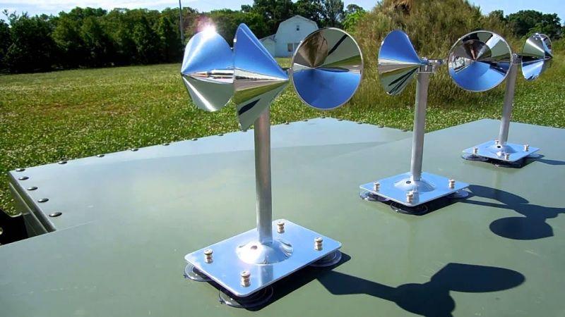 bird reflectors